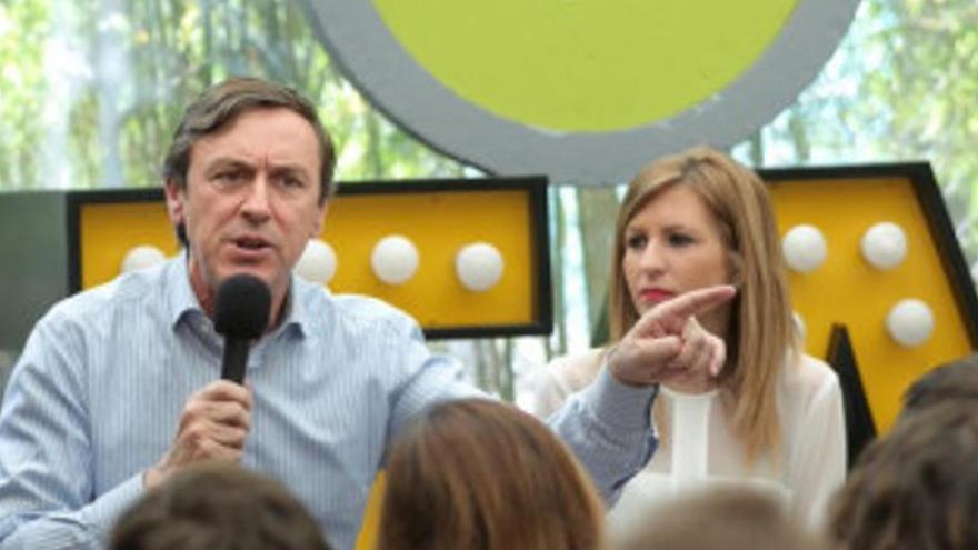 Hernando (PP): «L'adversari no és el PP, no és Montoro, són els independentistes, com ho va ser ETA»