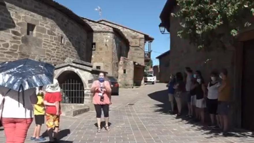 """Las rutas """"Déjate llevar por Zamora"""" recalan este domingo en Villardeciervos"""