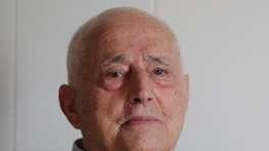 Fallece a los 102 años el cura rodeirense José Diéguez