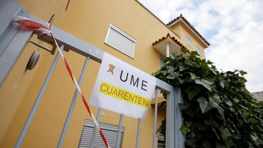 La Residencia San José, en Tenerife, registra 23 positivos por coronavirus