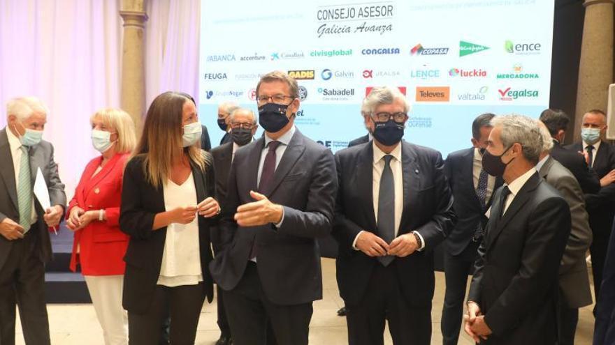 La CEG lanza un plan hasta 2030 para su consejo asesor con las principales empresas gallegas