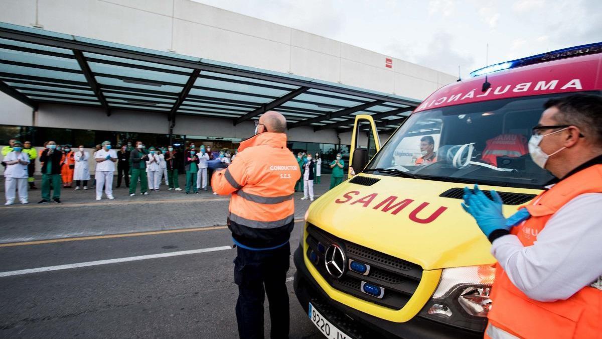 """Los municipios """"con más riesgo de contagio"""" alertan de la falta de SAMU"""