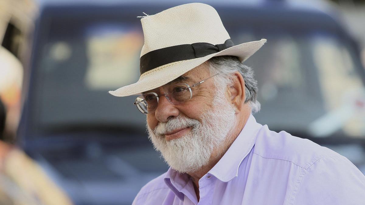 Francis Ford Coppola en una imagen de archivo.