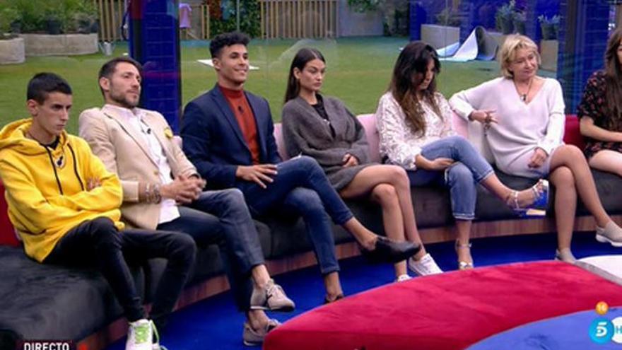 'GH VIP': Se disparan todas las alarmas ante el acercamiento entre Kiko Jiménez y Estela Grande