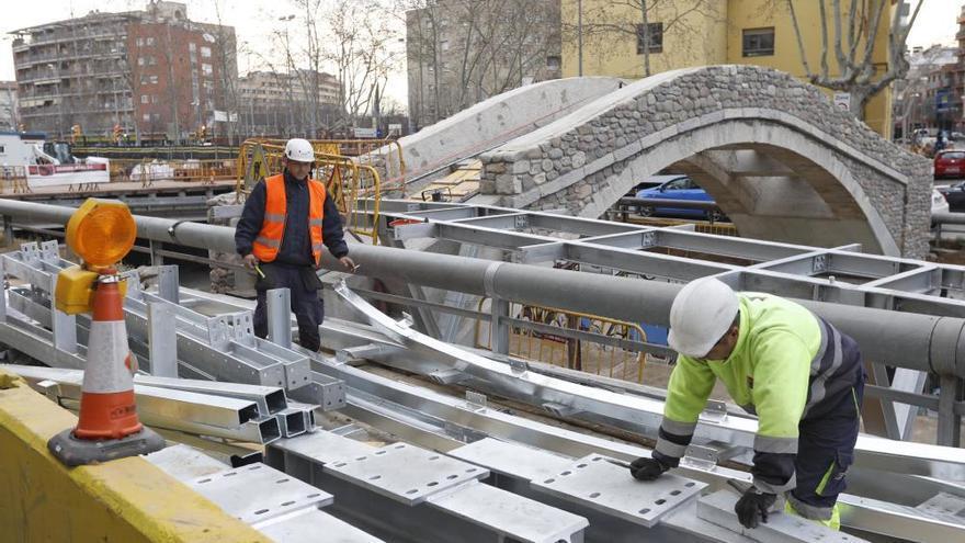 El pont del Dimoni quedarà obert al pas de les persones el 28 de març