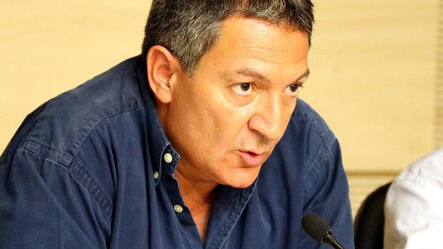 El nou conseller d'Interior és l'advocat a qui Josep Rull va nomenar successor polític a Terrassa