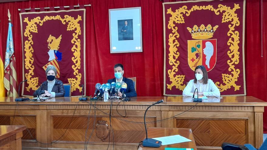 Compromís asume Fiestas y Comercio en la reestructuración del gobierno en Vinaròs