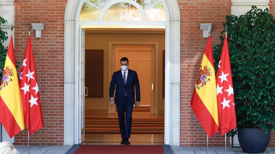 Séptimo Gobierno de Sánchez y cuarto de coalición