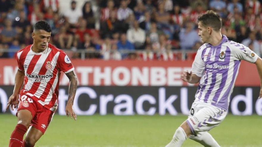 El Girona FC amplia un any més el contracte de Pedro Porro, fins el 2023