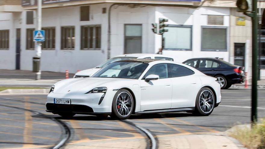 Probamos el Taycan, la nueva obra maestra de Porsche