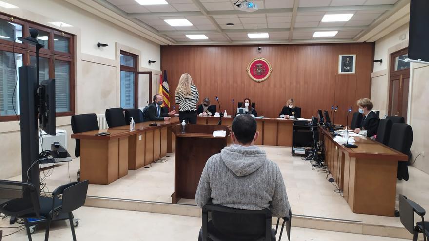 Dos años de cárcel por tener un laboratorio de drogas en Palma