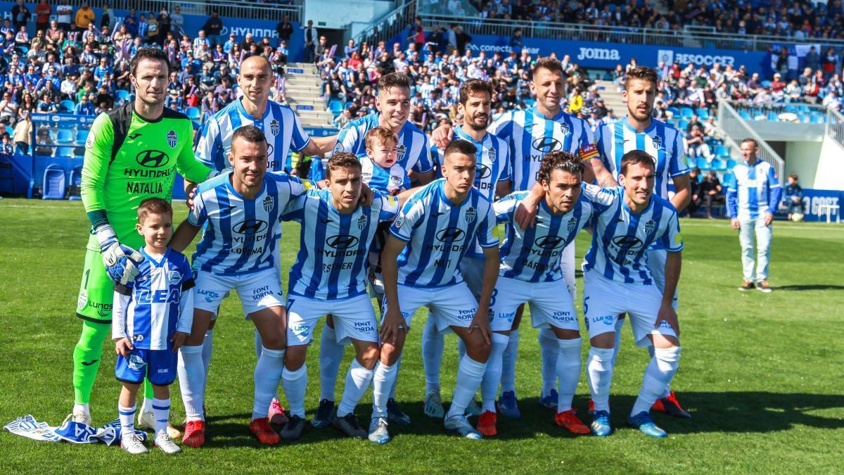 Atlético Baleares, campeón del Grupo I y que se jugará el ascenso el día 18 de julio.