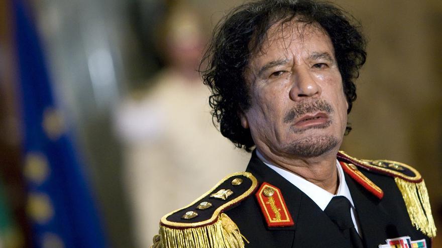 Así fue la caída de Gadafi