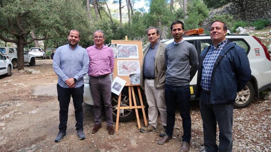 Reparan caminos forestales de Selva afectados por las lluvias torrenciales de septiembre