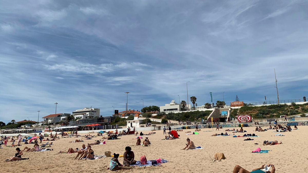 El Algarve portugués, una de las zonas más afectadas.