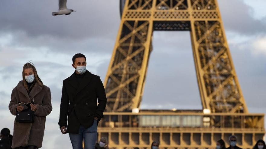 Francia registra la cifra de muertos más alta desde abril