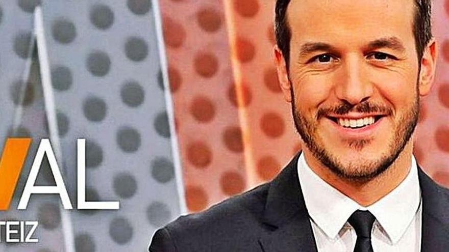 Diego Losada, presentador de TVE, tancarà el FesTVal