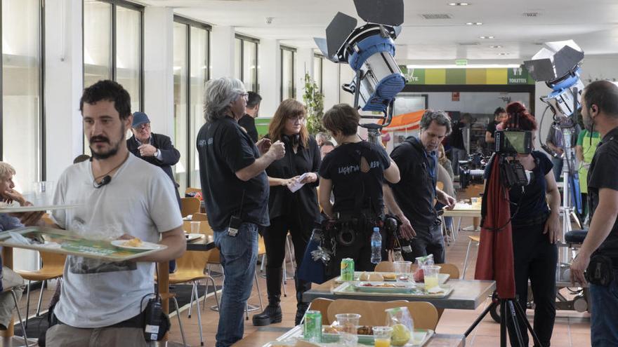 La directora Isabel Coixet ja roda la sèrie per a HBO, «Foodie Love», a la Jonquera