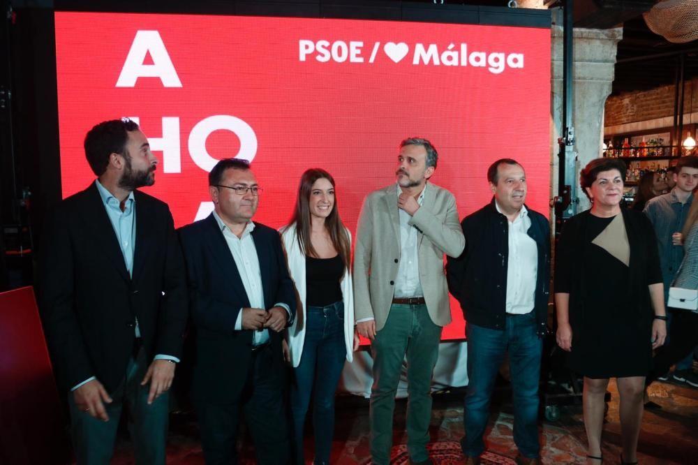 El PSOE inicia su campaña