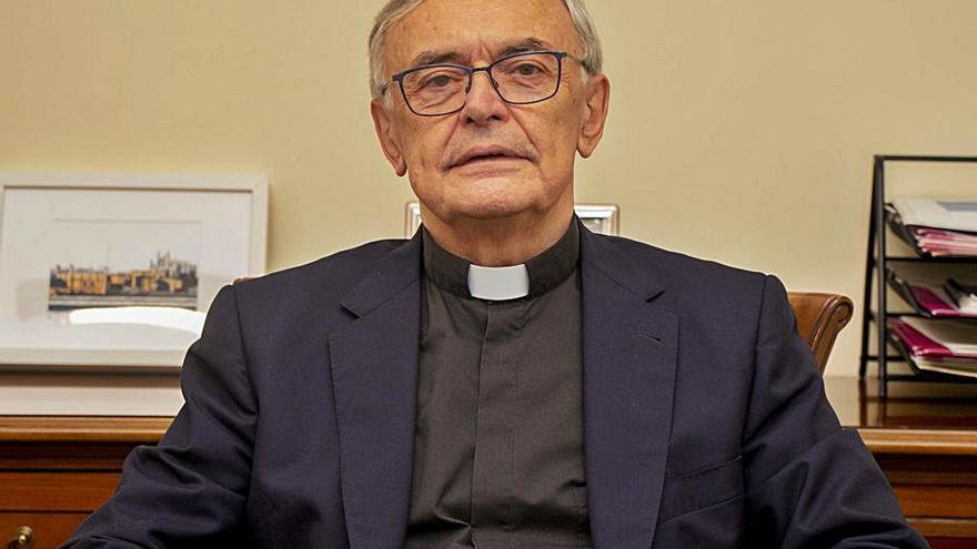 Teodor Suau es reelegido decano de la Seu y Francesc Ramis será su segundo