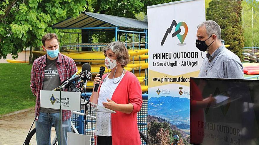 L'Alt Urgell centralitza a Pirineus Outdoor l'oferta de rutes a peu i en bici