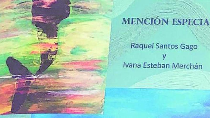 Pinturas de premio en     el Virgen del Castillo