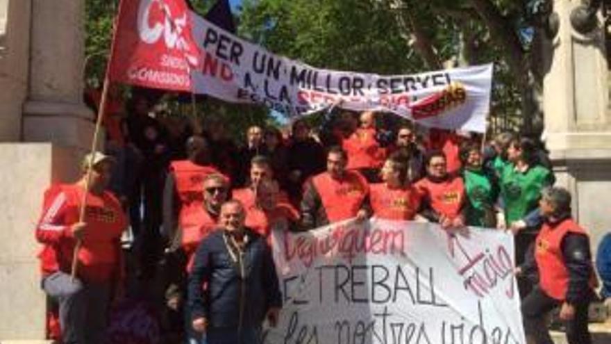 Figueres també privatitzarà l'enllumenat públic i el manteniment de parcs i jardins