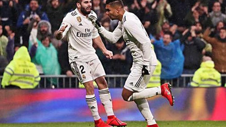 El Madrid canvia la cara i pren el tercer lloc al Sevilla en el tram final