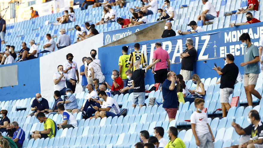 Sanidad y las comunidades ampliarán este miércoles el límite de aforo permitido en los estadios