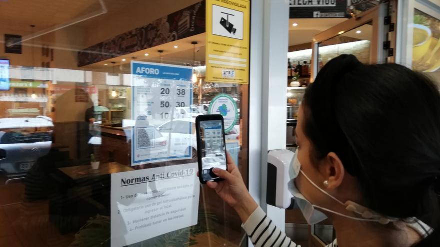 PassCOVID Galicia: así funciona la app para que ir de bares sea seguro