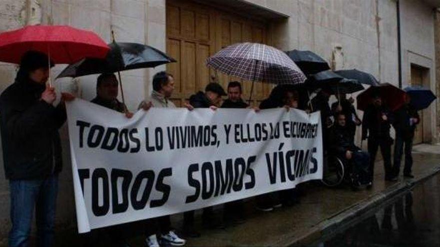 Toda la información que reclama la víctima de Ramos Gordón, expárroco de Tábara
