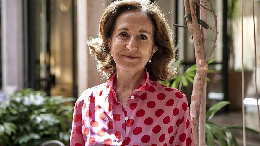 Lourdes Plana: «Un 10% de la gente que visita España solo viene a comer»