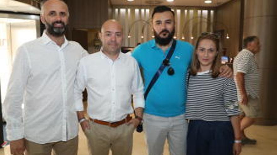 Carthagineses y Romanos aplazan un viaje a Rumanía por el coronavirus
