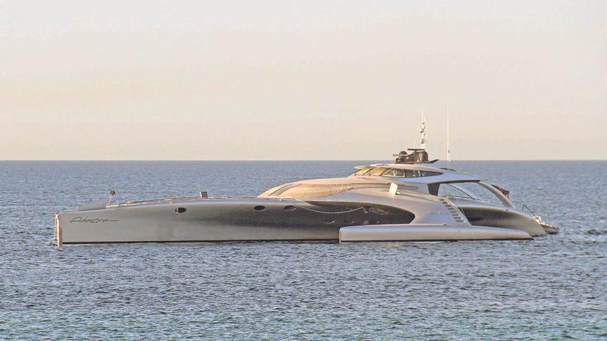 El lujo del mar navega en Mallorca