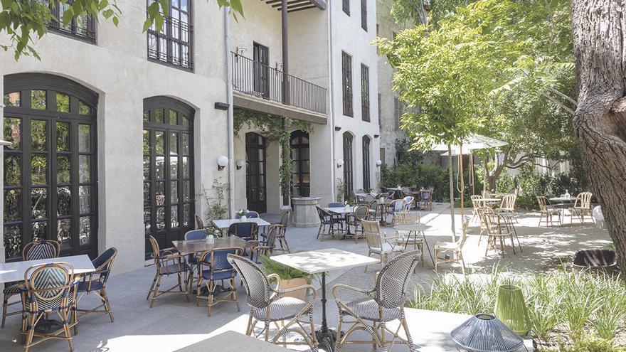 Botànic, 'Plant Forward' restaurant