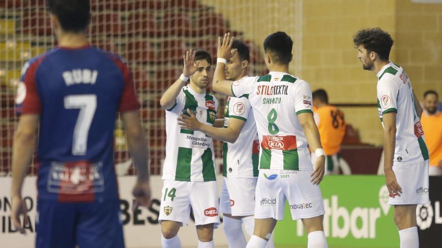Su racha en casa deja al Córdoba Patrimonio Futsal a las puertas de la salvación