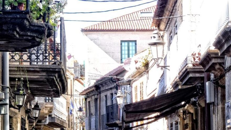Centro Histórico. Visita guiada gratuita por Baiona