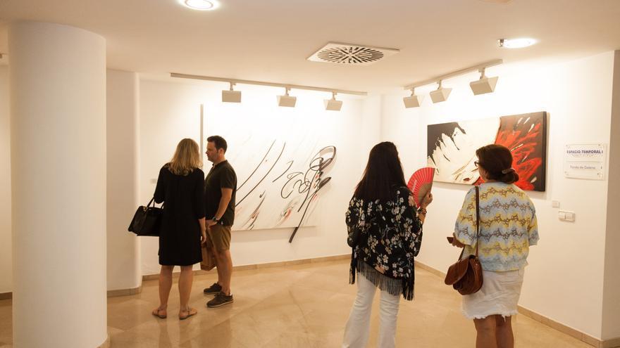 La Nit de l'Art arranca este miércoles con algunas vacantes en las visitas dialogadas
