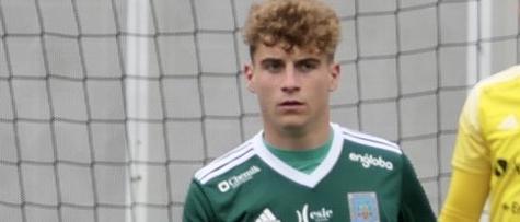 Ander Vidorreta, nuevo jugador del Avilés