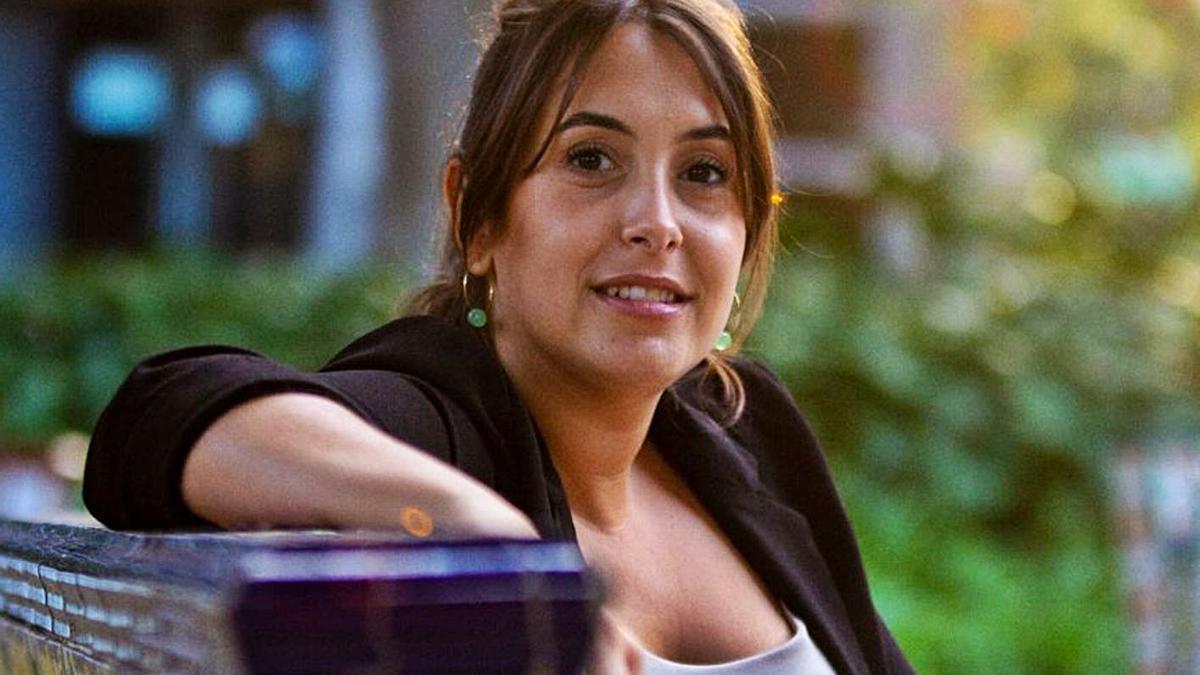 Rosario González, concejala del Instituto Municipal de Atención Social (IMAS) de Santa Cruz.