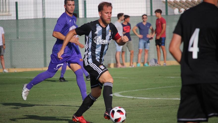 Cordero es el primer fichaje invernal del Atlético Baleares