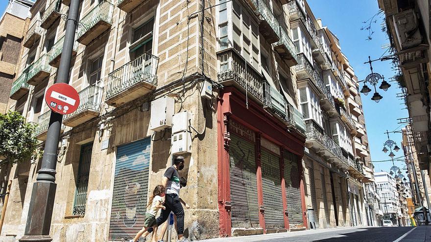 Urbanismo concede licencia de reforma a seis edificios del centro
