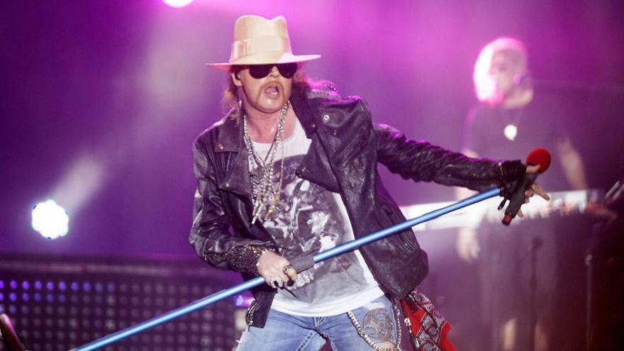 Guns N'Roses encabezarán el Download Festival Madrid de 2018