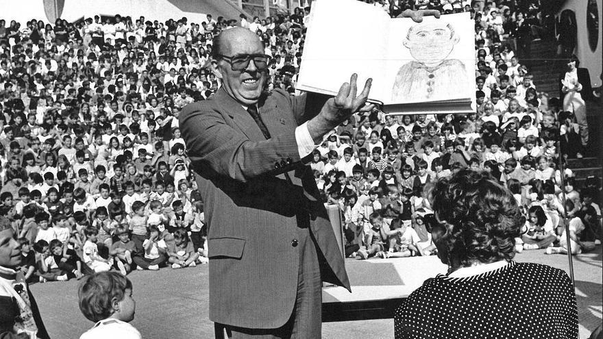 Joan Triadú, la llengua i l'escola