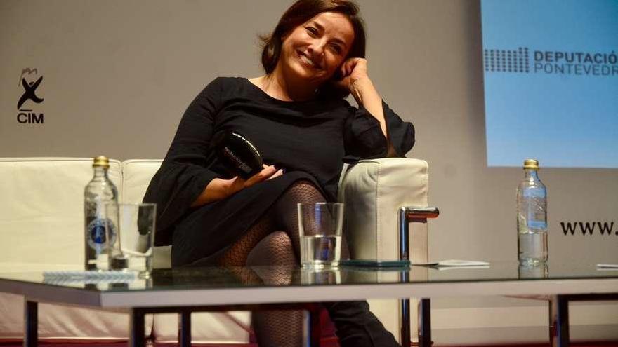"""Pepa Bueno: """"La batalla de las mujeres es firme, constante y eclosiona el año pasado"""""""