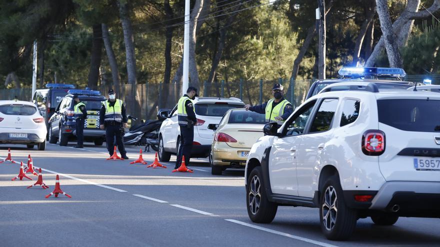 Castelló impone 56 sanciones en el primer fin de semana sin 'alarma'