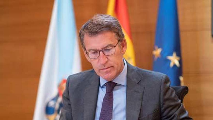 Sánchez pide coordinación a nivel educativo y Feijóo y otros mandatarios autonómicos, más fondos