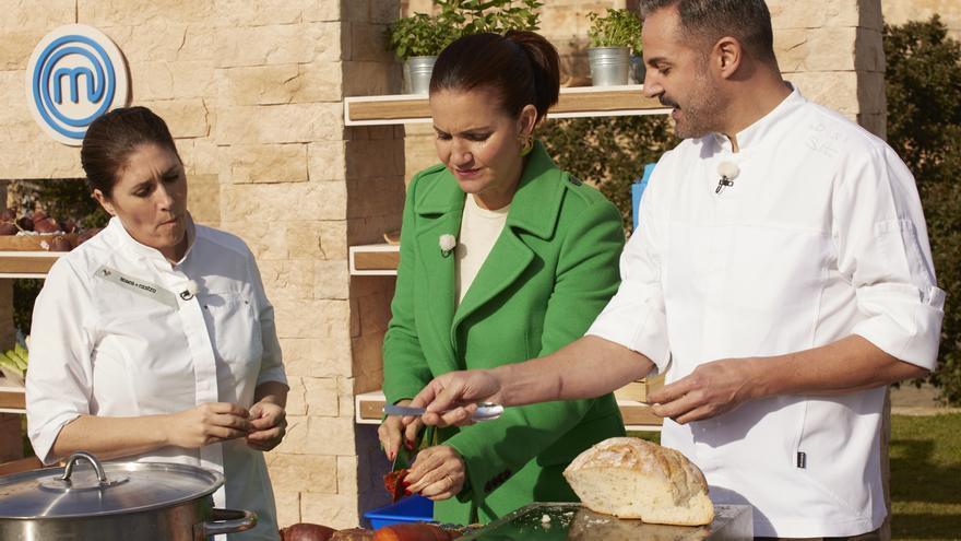 La sobrasada de Mallorca, la estrella hoy en las cocinas de 'MasterChef'