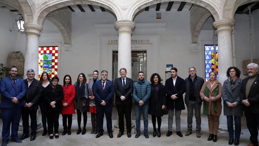 El equipo de gobierno de Villena sufre un brote de coronavirus