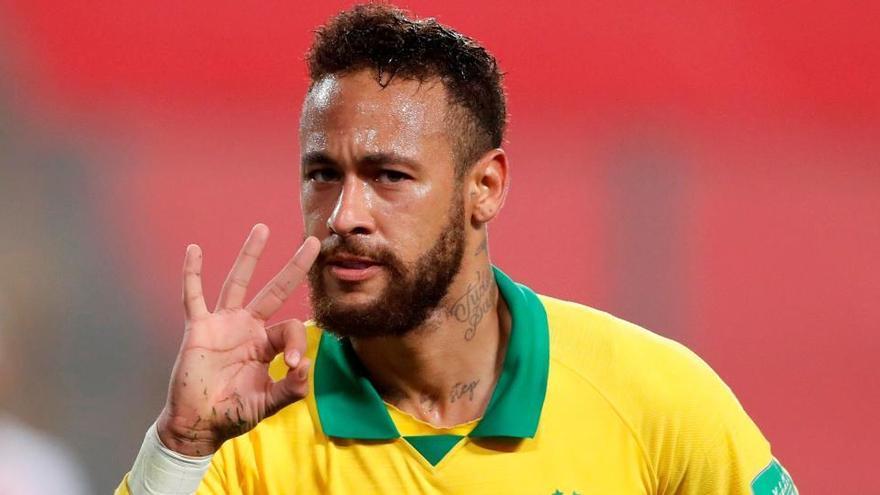"""La polémica fiesta de Neymar tendrá 150 personas """"y todas las normas sanitarias"""""""